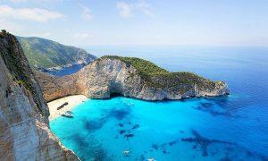 plage grece